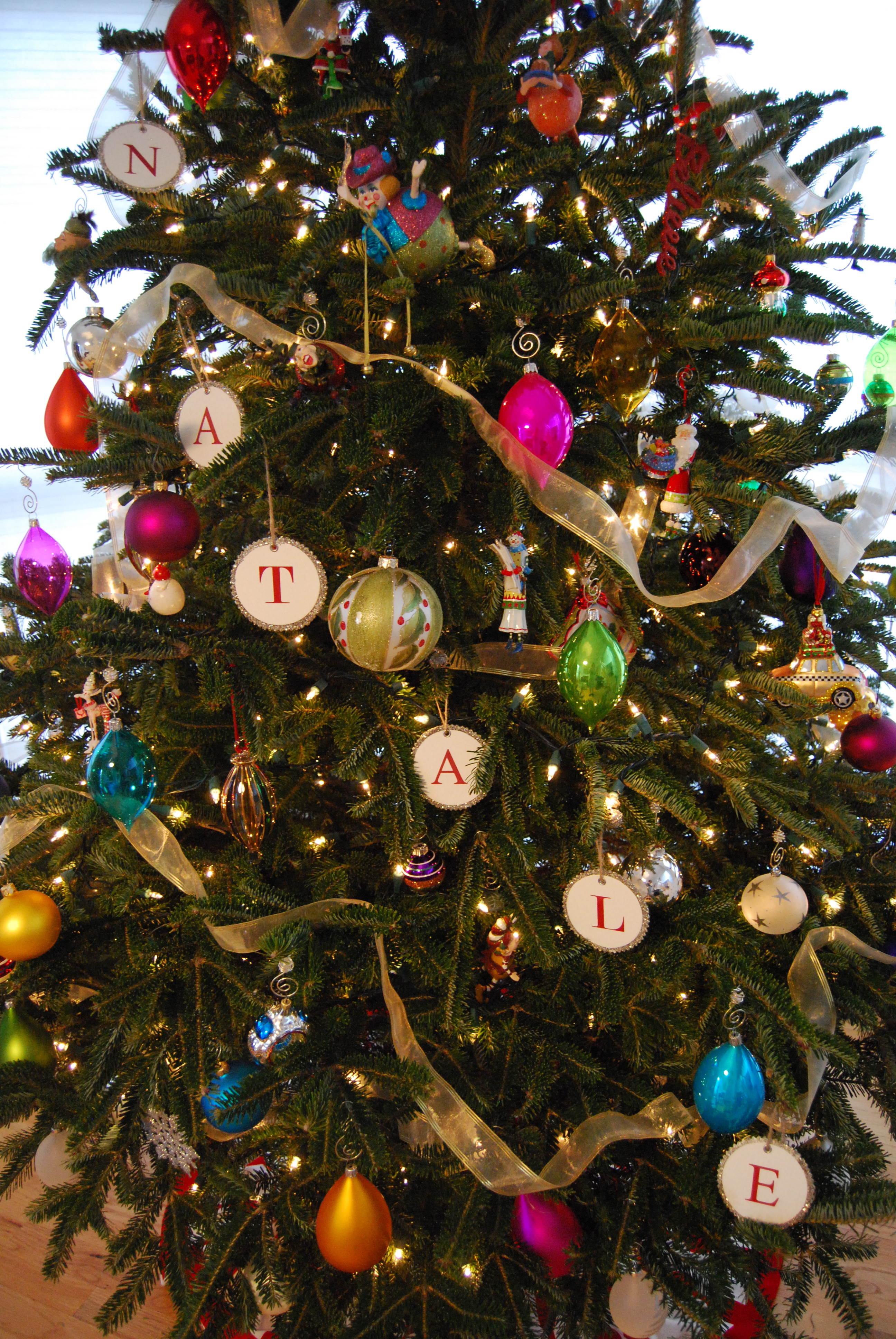 December the 8th and the Christmas Tree « Sharing My Italy ...