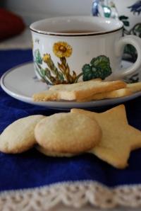 My Limoncello Biscotti . . . Perfect for tea!