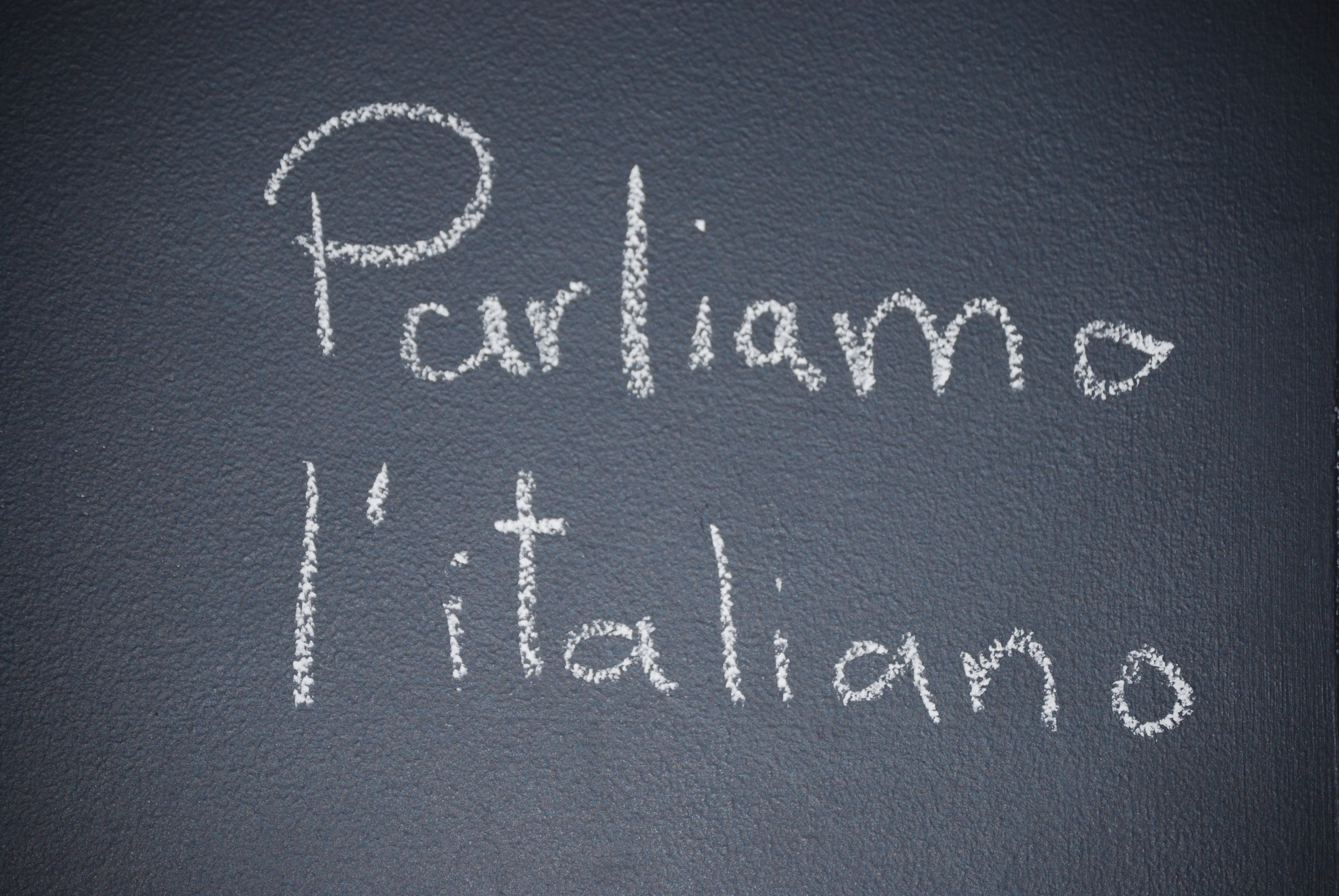 English In Italian: Learning The Italian Language