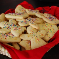 Tuscan cookies. . . The Befanini