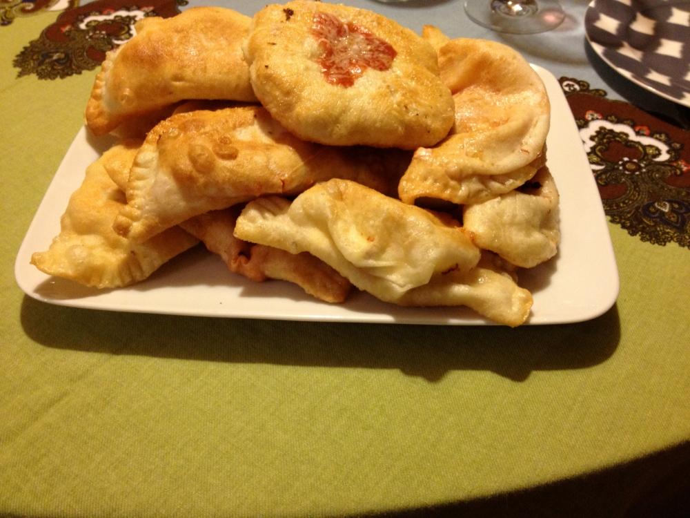 Recipe: Calzoni e Panzerotti. . . Yum-Yum!!! (1/6)