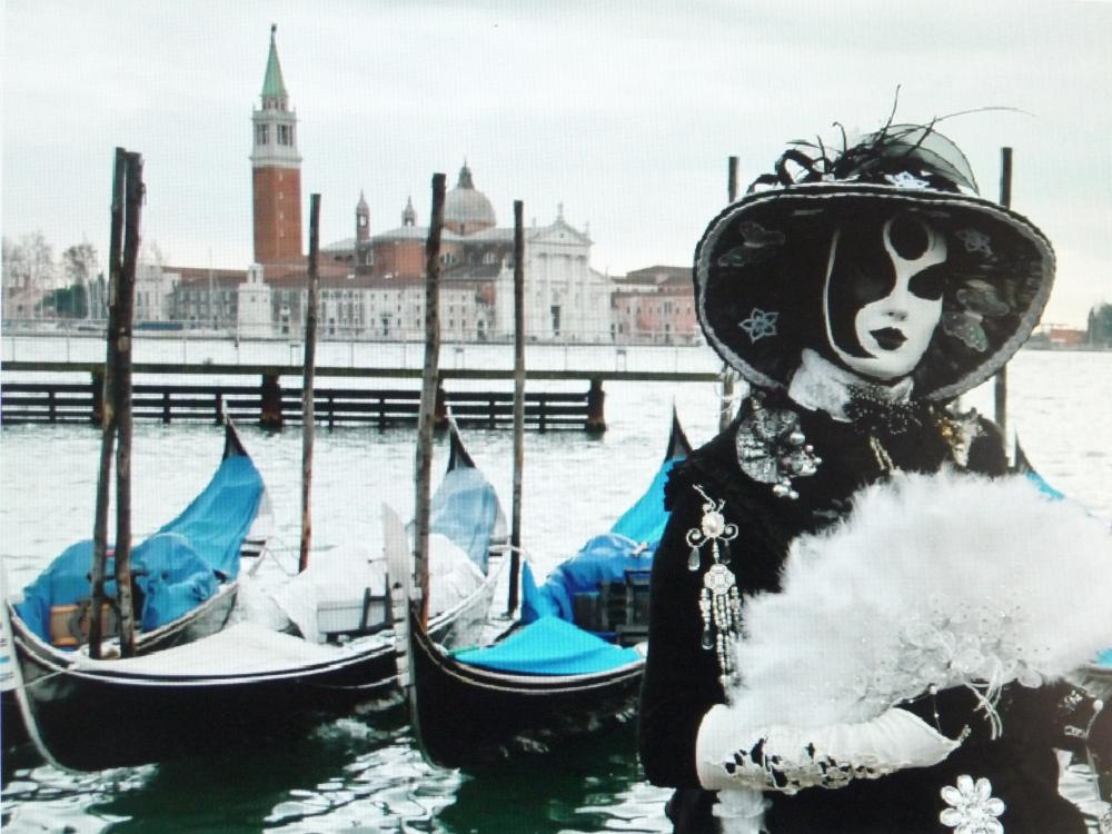 Carnevale di Venezia - Venetian Carnival (1/6)