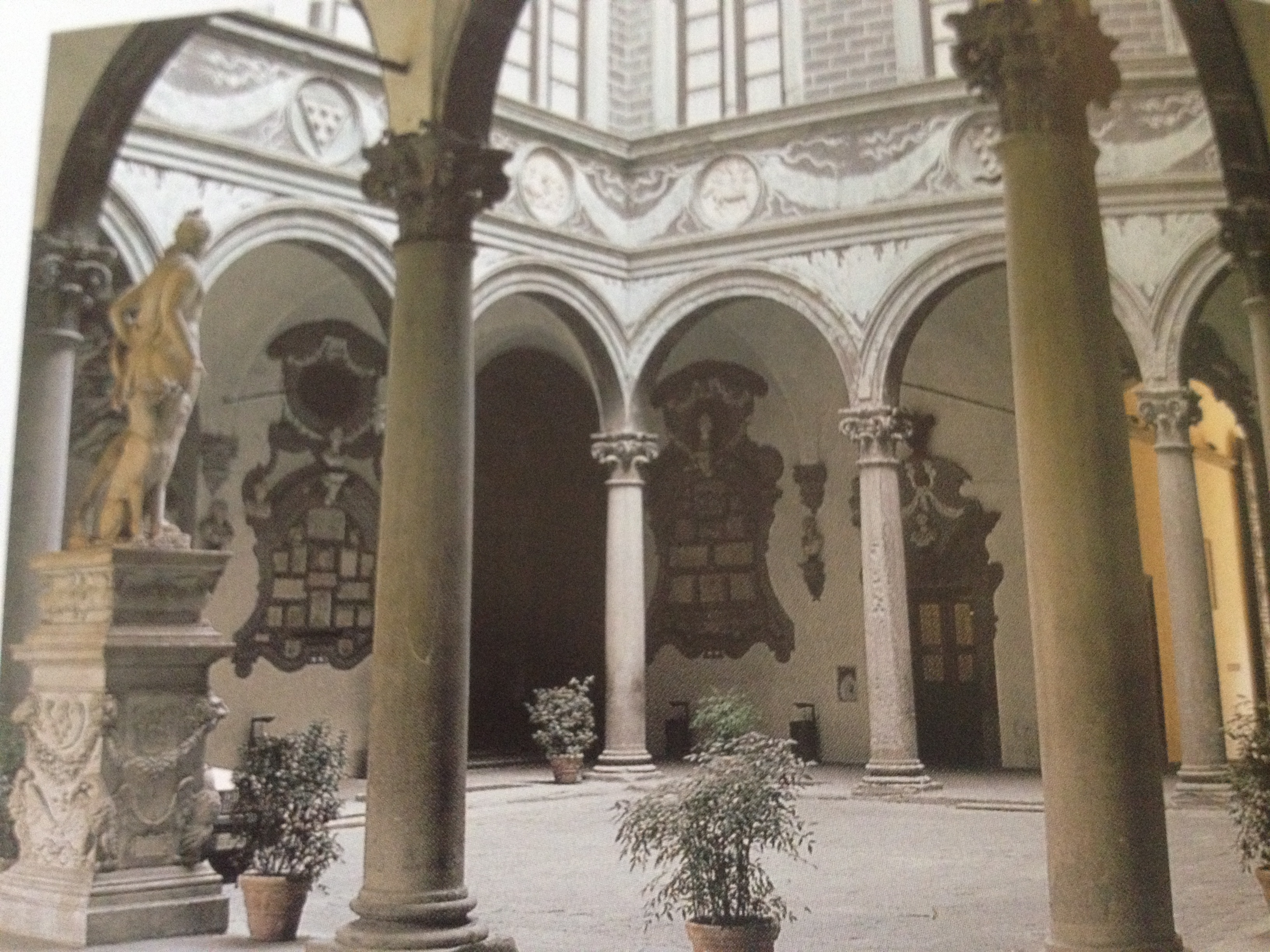 Three days in florence day three sharing my italy for Architecture quattrocento