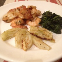 Scallops and Shrimps in Guazzetto . . . My twenty minutes recipe!
