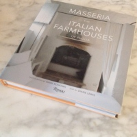 "My First Giveaway! ""Masseria the Italian Farmhouse of Puglia""... a Beautiful Book Waiting for You!!!"