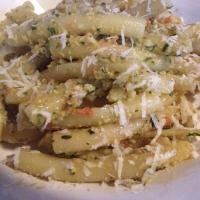 A Recipe from Sicily . . . Pesto Trapanese.