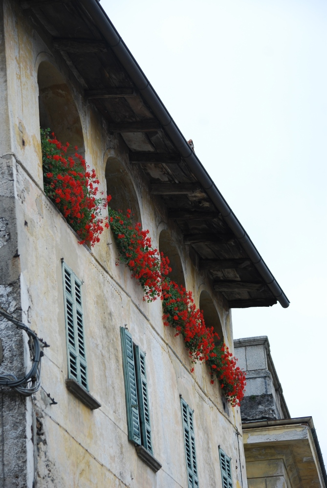 My two weeks in Italy: Windows and Balconies (4/6)