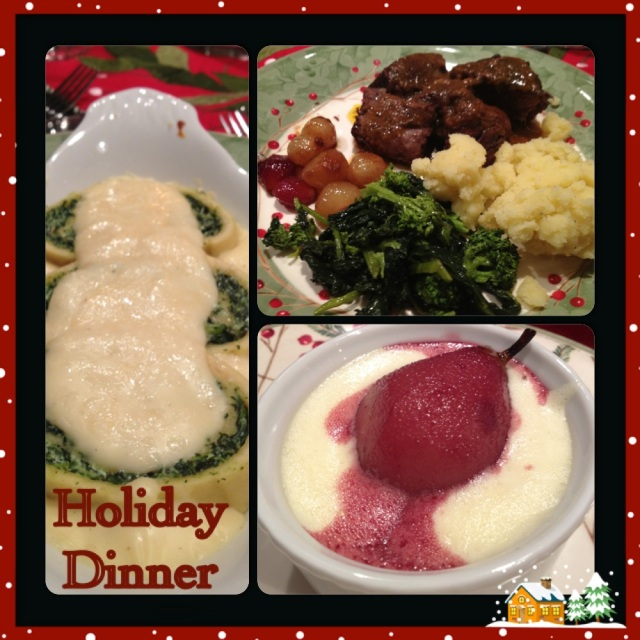 Holiday Dinner