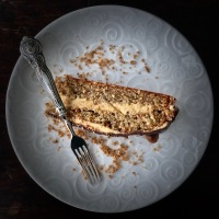 Beyond Pumpkin Pie: A Cake For Hazelnuts Lovers
