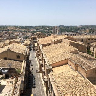 Noto roof tops