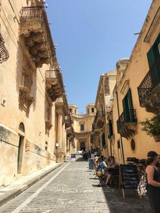Noto street view